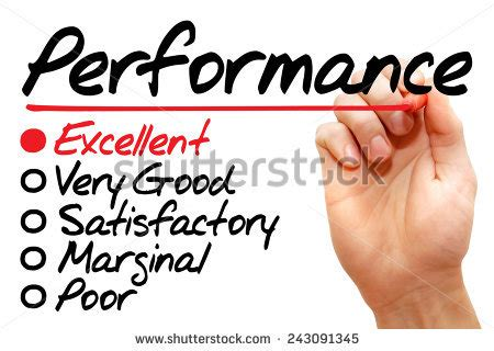 Completed Examples - Write effective employee performance